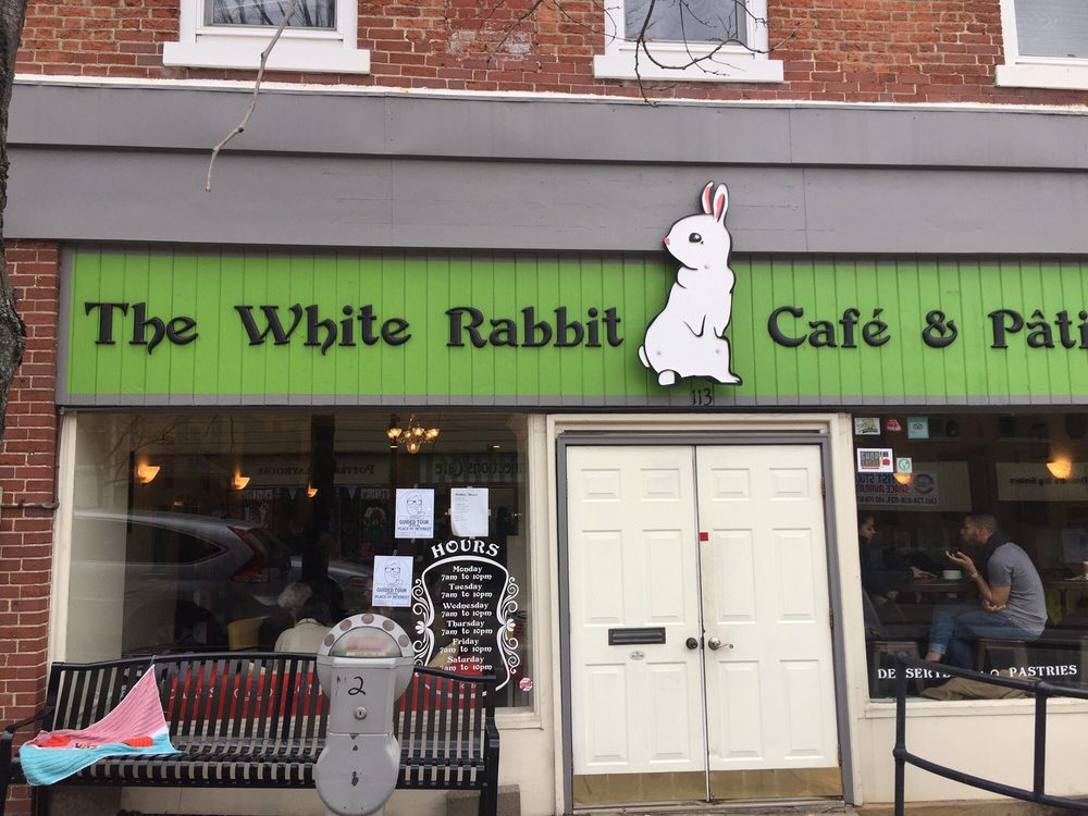 The White Rabbit Cafe