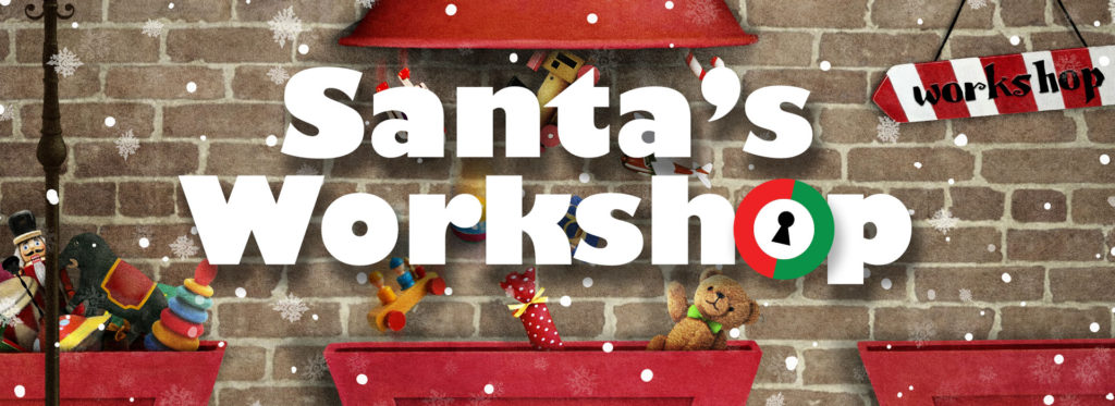 Santa Workshop Header
