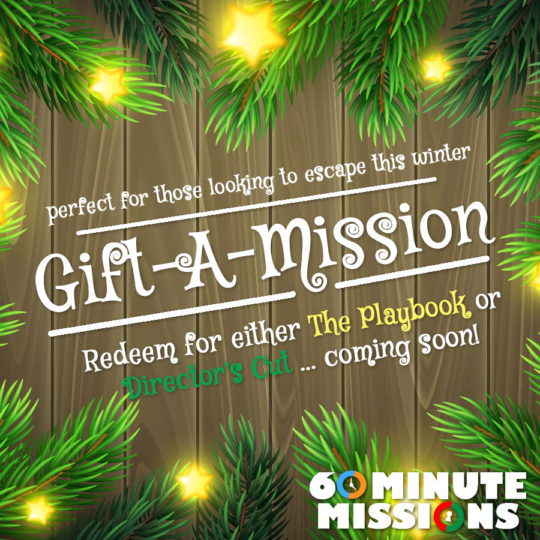 Gift-A-Mission Gift Certificates