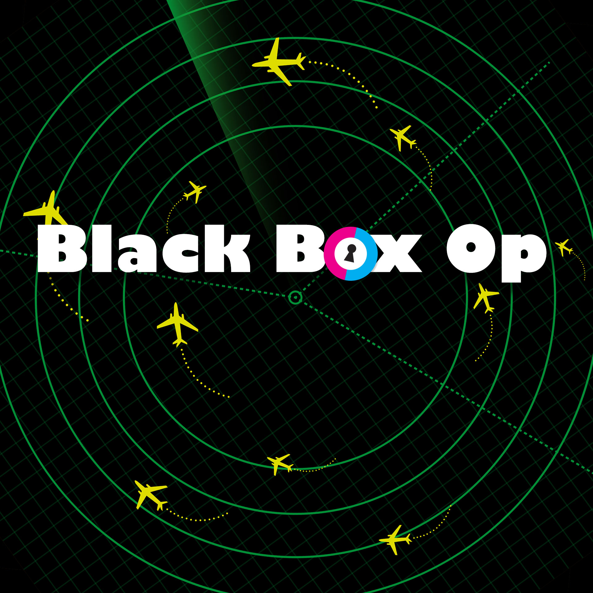 Black Box Op Mobile Mission Escape Game