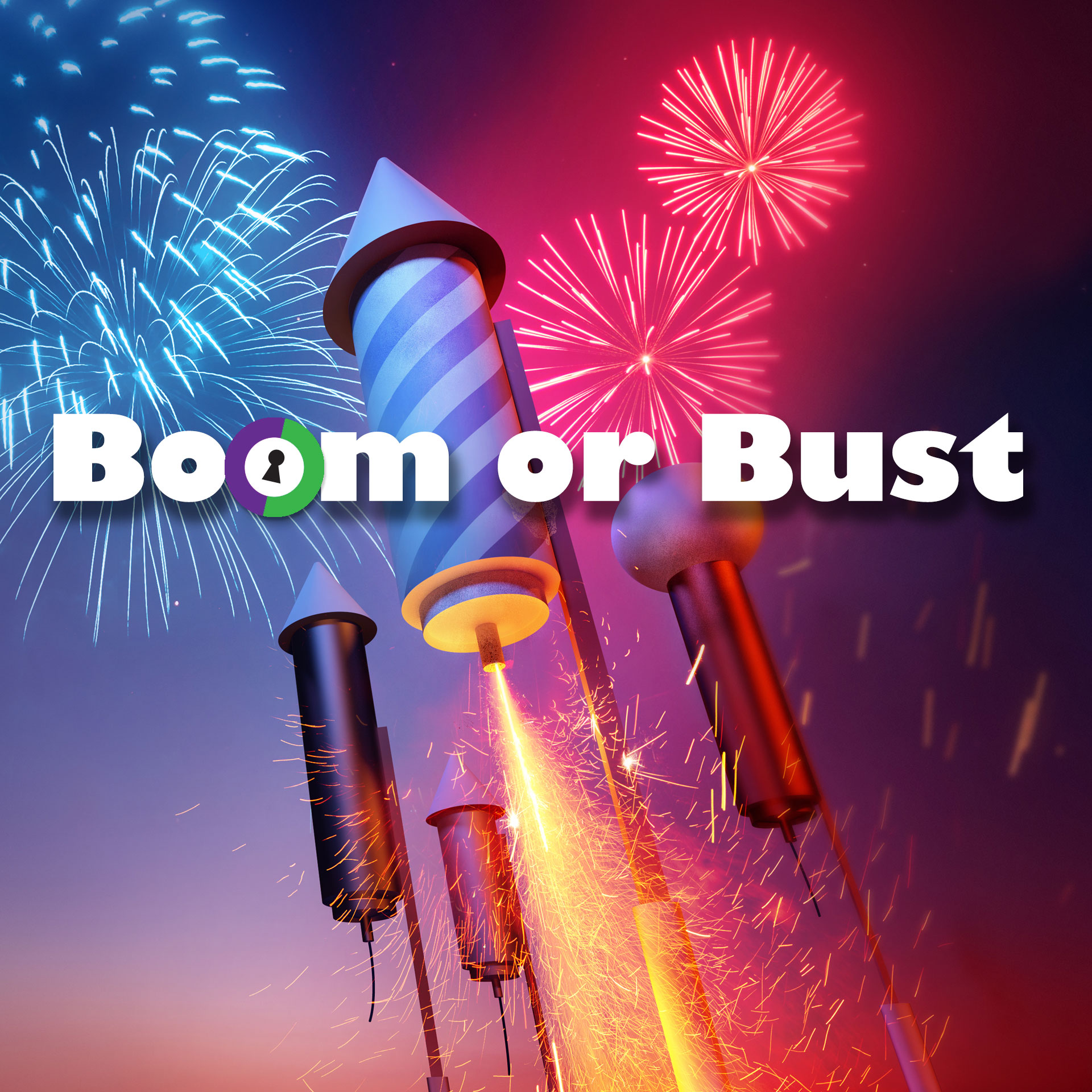 Boom Or Bust Mobile Mission Escape Game