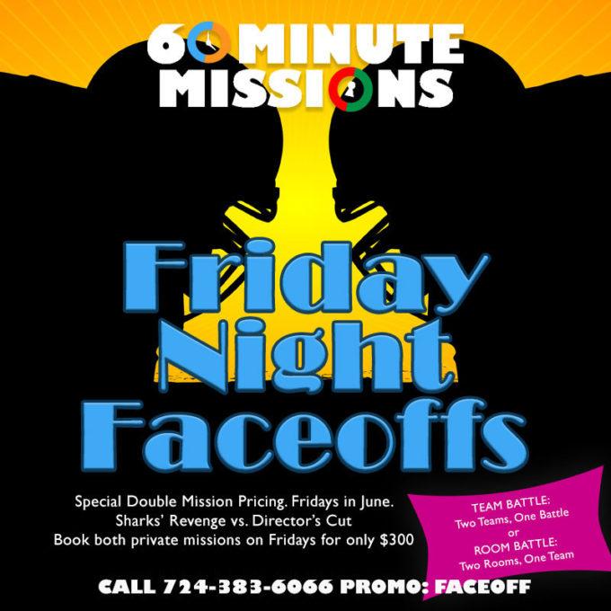 Friday Faceoff June 2017 Promo Code