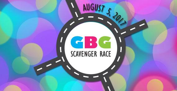 GBG Scavenger Race Event