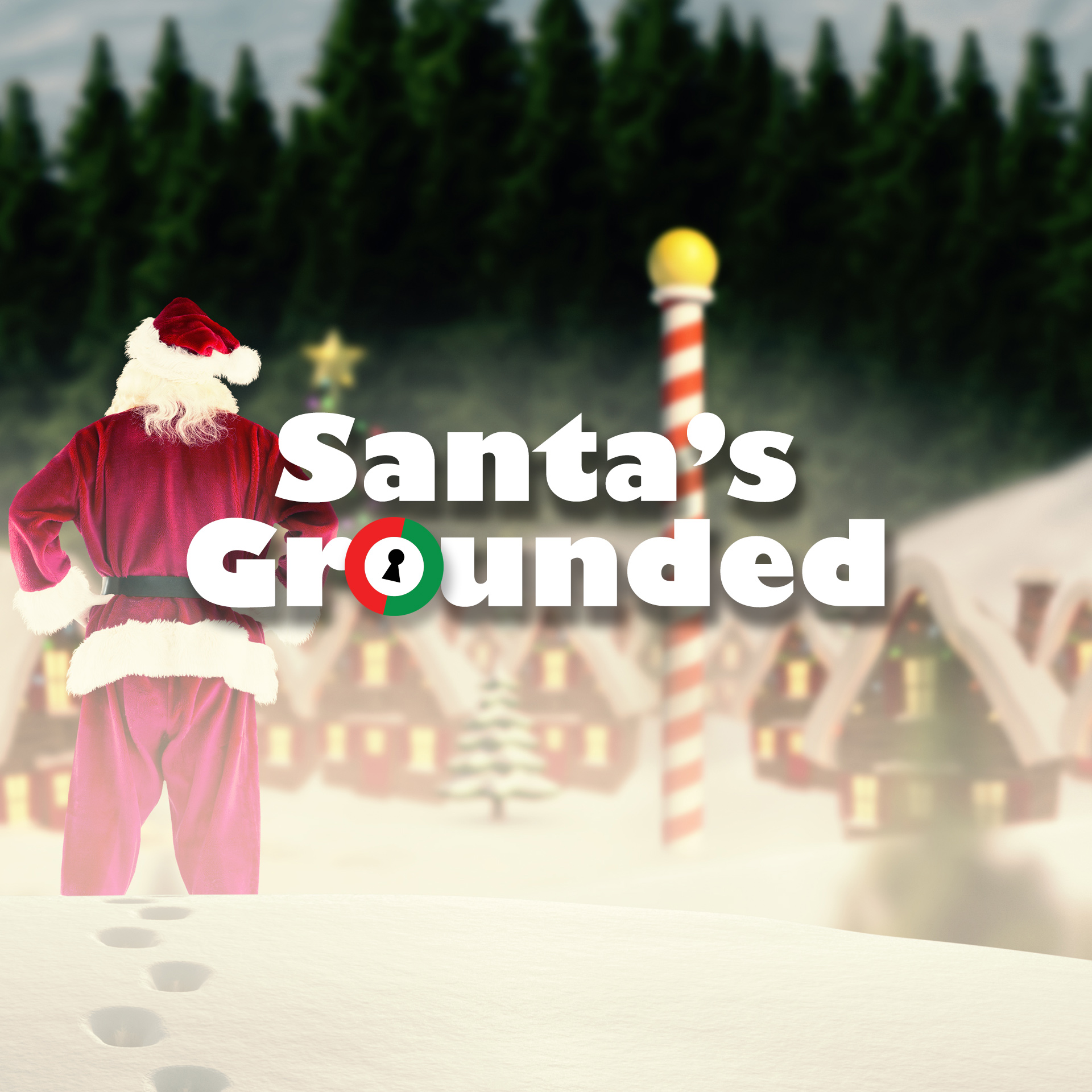 Santa' s Grounded Escape Room