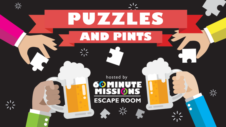 Puzzles and Pints