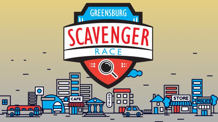 Greensburg Scavenger Race