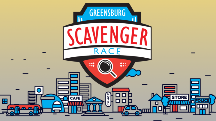 GBG Scavenger Race