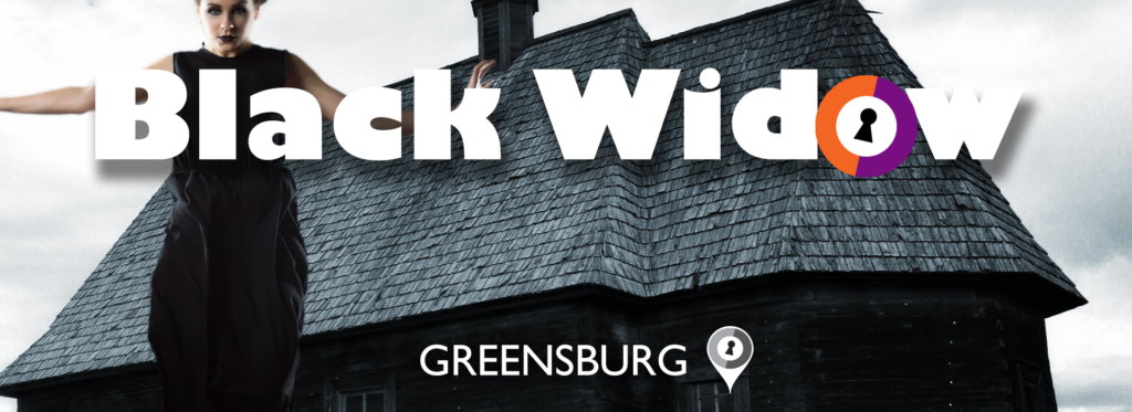 Black Widow Escape Room Greensburg