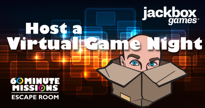 Host an Online Streaming Virtual Game Night