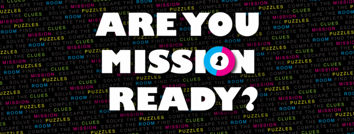 Mission Ready Escape Room Schedule Booking