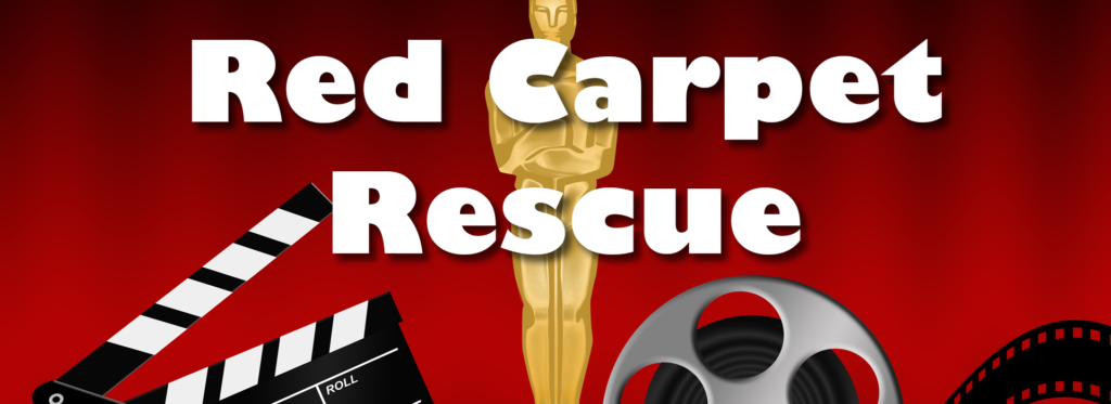 Red Carpet Rescue Audio Escape Room