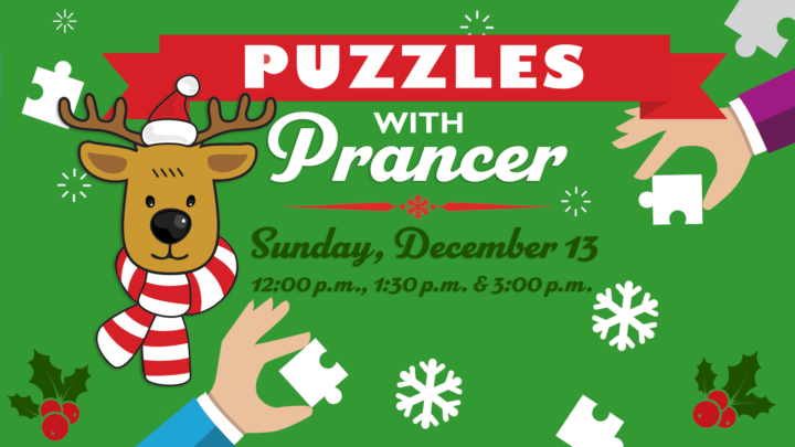 Puzzles With Prancer 2020