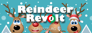 Reindeer Revolt Escape Room
