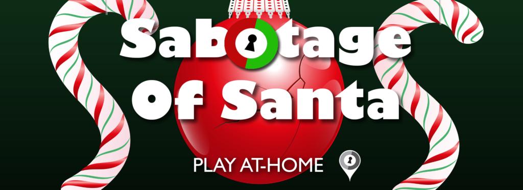 Sabotage Of Santa Audio Escape Room